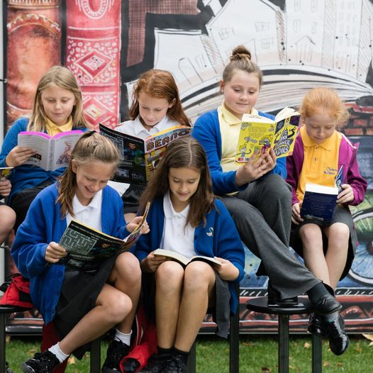 Get ready to #ReadTheWorld ahead of #CheltLitFest! BOOK NOW to enjoy the Literat...