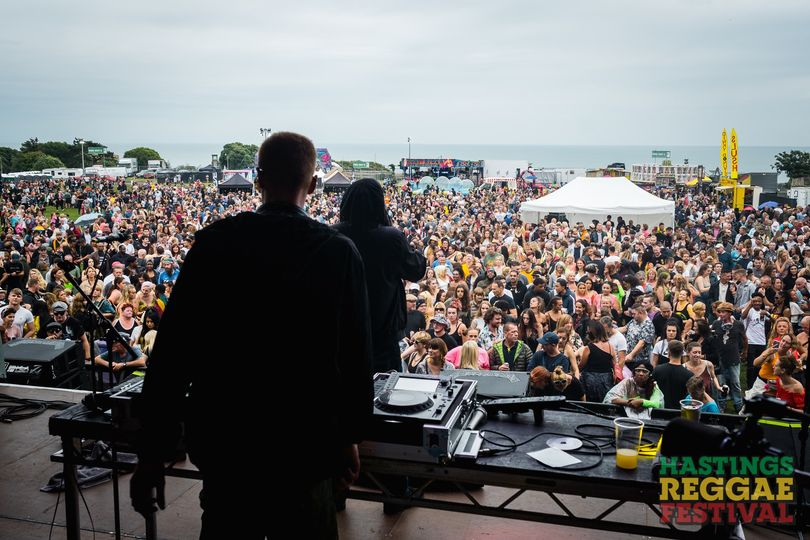 Reggae by the sea RETURNS in ten days, Who's ready for Hastings Reggae Festival?!  Tickets running d...