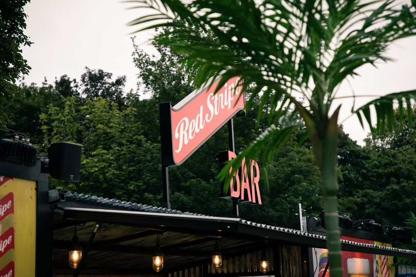 Make sure to stop off at the Red Stripe bar this weekend to experience the sunshine, music and good ...