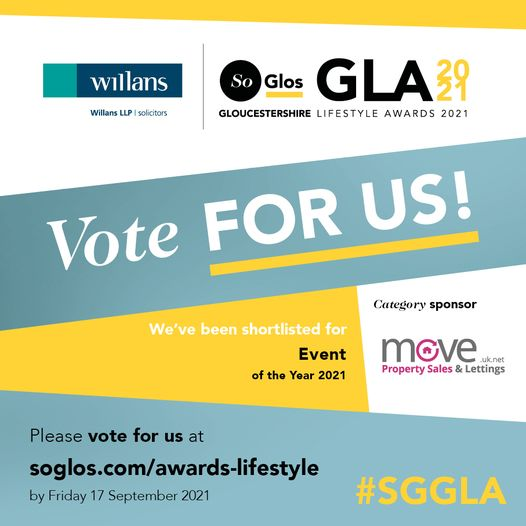 If you love #CheltLitFest as much as we do, please vote for us for Event of the ...