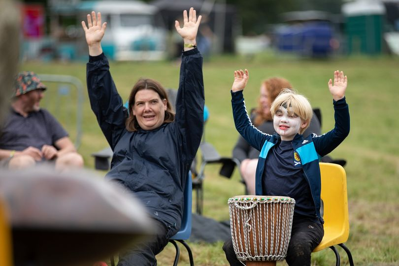 Hands up, who's already looking forward to Deer Shed Festival 12 in 2022?!  : Ja...