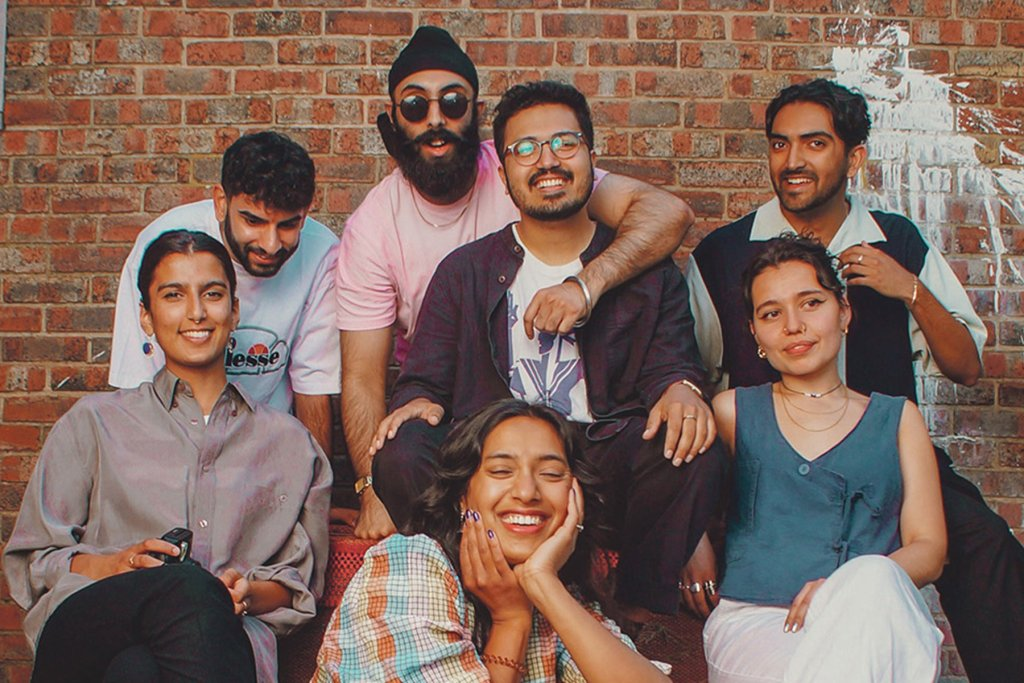 Meet Daytimers, the London collective redefining the new South Asian underground