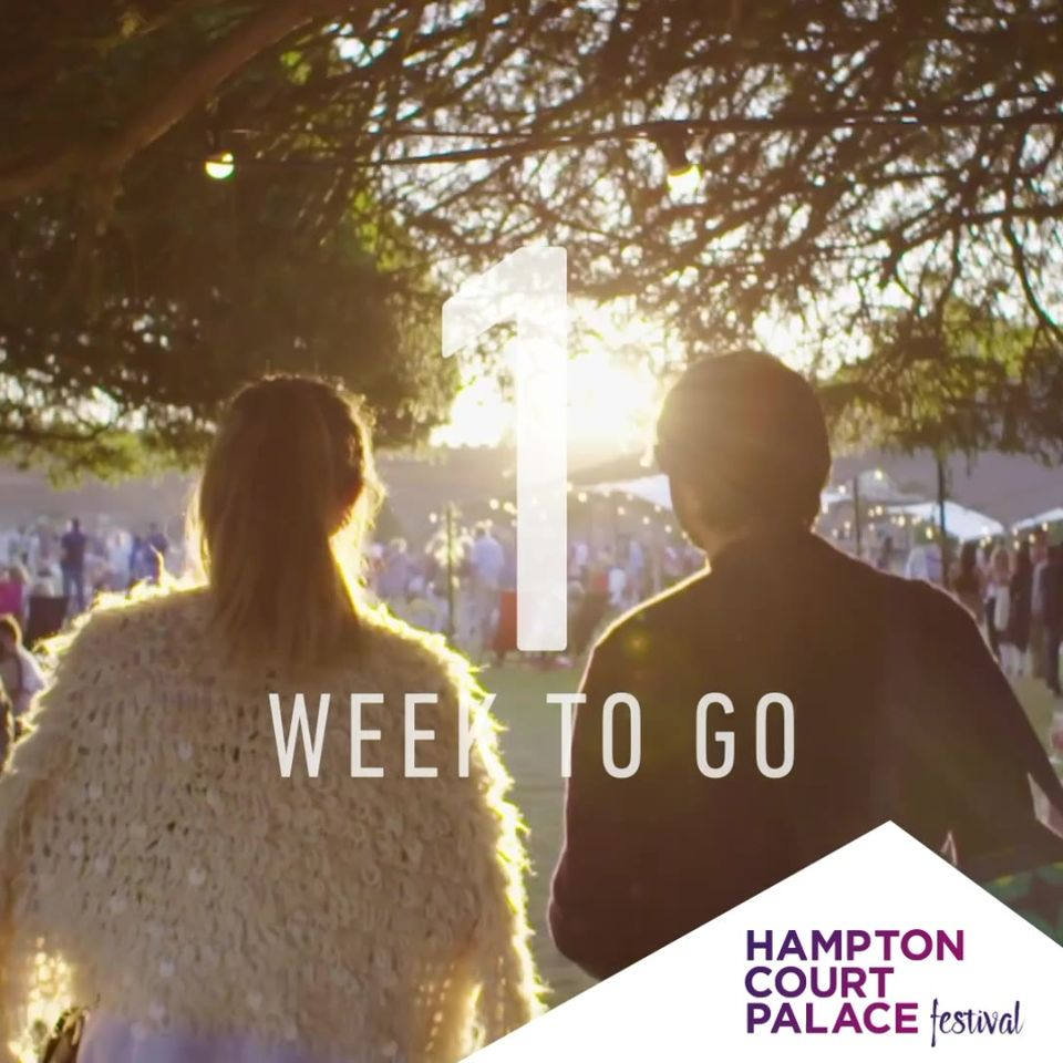 1 week to go! We've waited an extra long time for this one and we can't believe ...