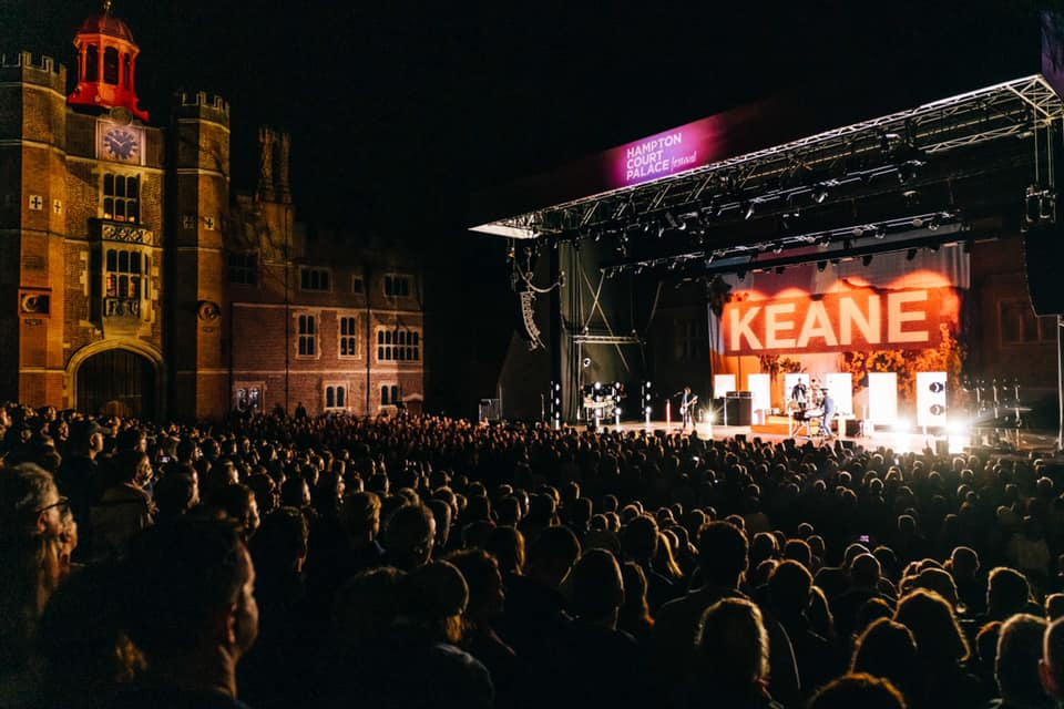 Last night was fun! Who else enjoyed Keane as much as we did?!...