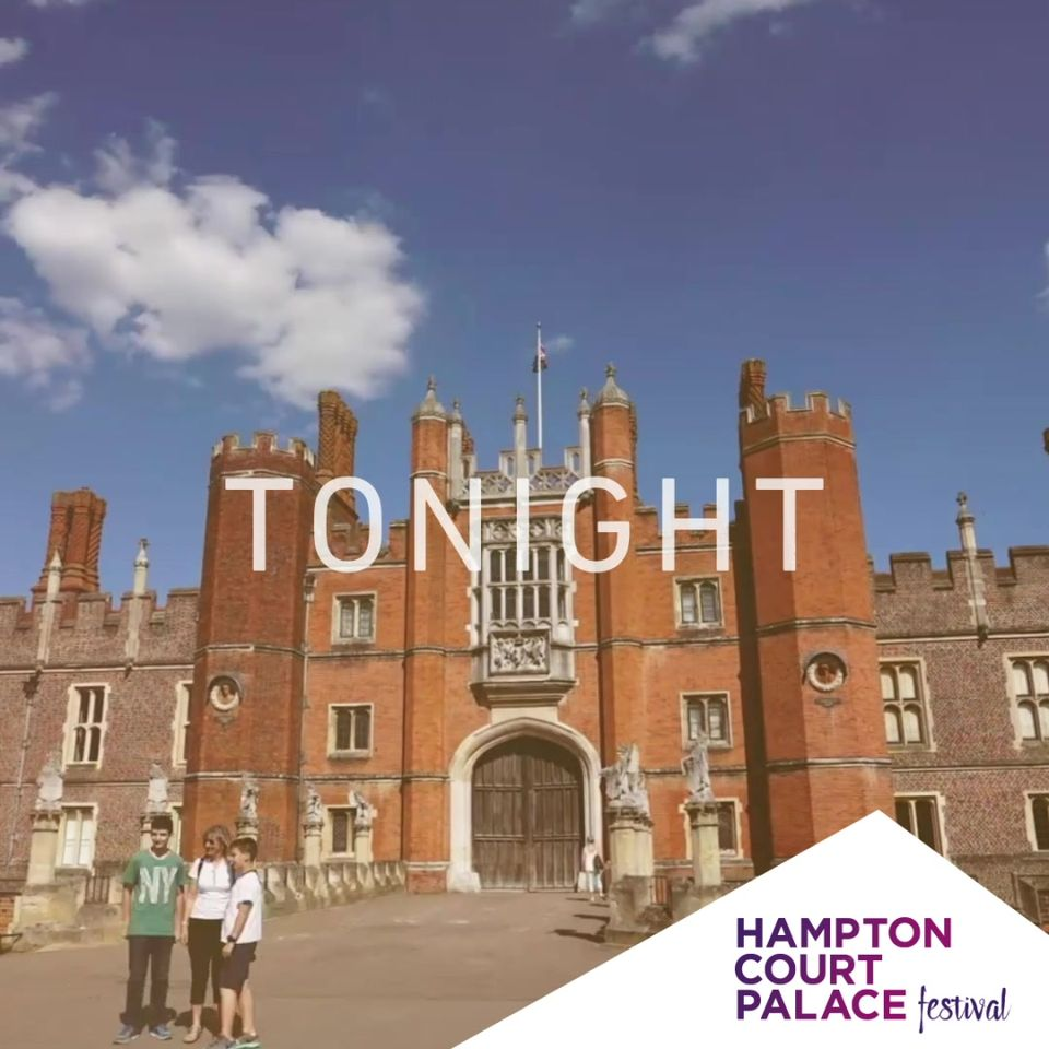 Tonight's the night! Who is coming down to see Van the Man open our 2021 Hampton...