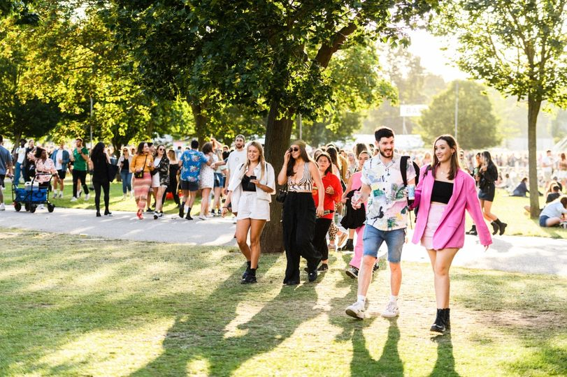 In the NBHD has officially kicked off in Vicky Park! Come down today for free activities and enterta...