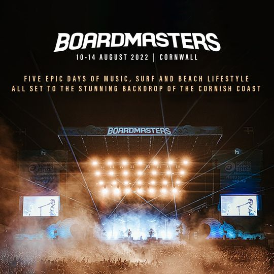 Boardmasters 2022 (Official Event Page)
