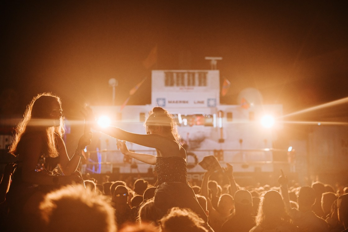 Late night revelry at DB90  Sign up to the 2022 ticket presale at boardmasters.com...
