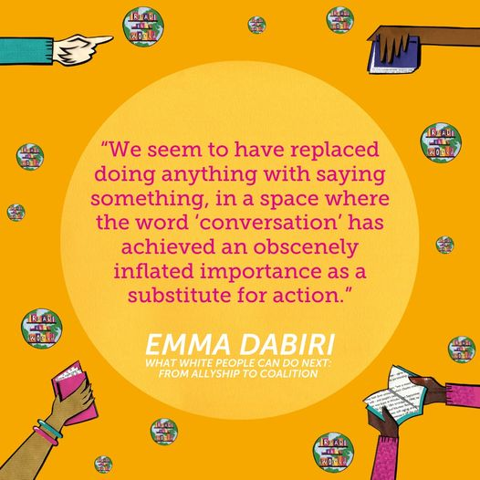 Emma Dabiri, author of Don't Touch My Hair and Minna Salami, author of Sensuous ...