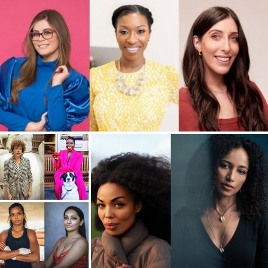 Girl power  hits #CheltLitFest this October. You can get tickets right now for A...