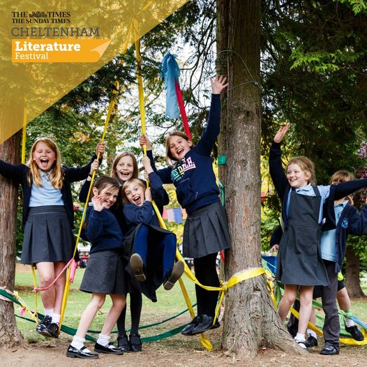 Have you discovered the Literature for Schools programme at #CheltLitFest?...