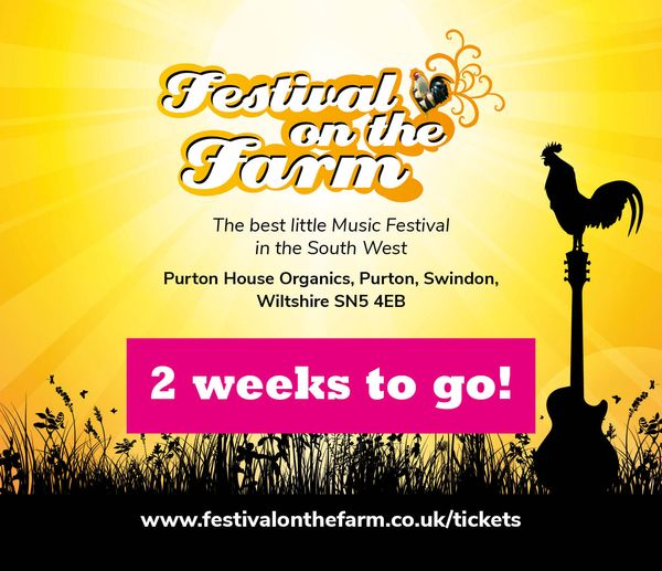 Can you believe it? We are just 2 weeks away from the greatest music festival th...