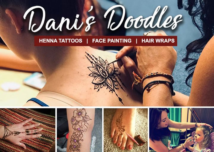 For the 4th FOTF running, we are really pleased to have Dani's Doodles with us a...