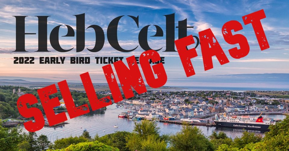 Early Bird Tickets Selling FAST!   www.hebceltfest.com/booking   Limited releas...