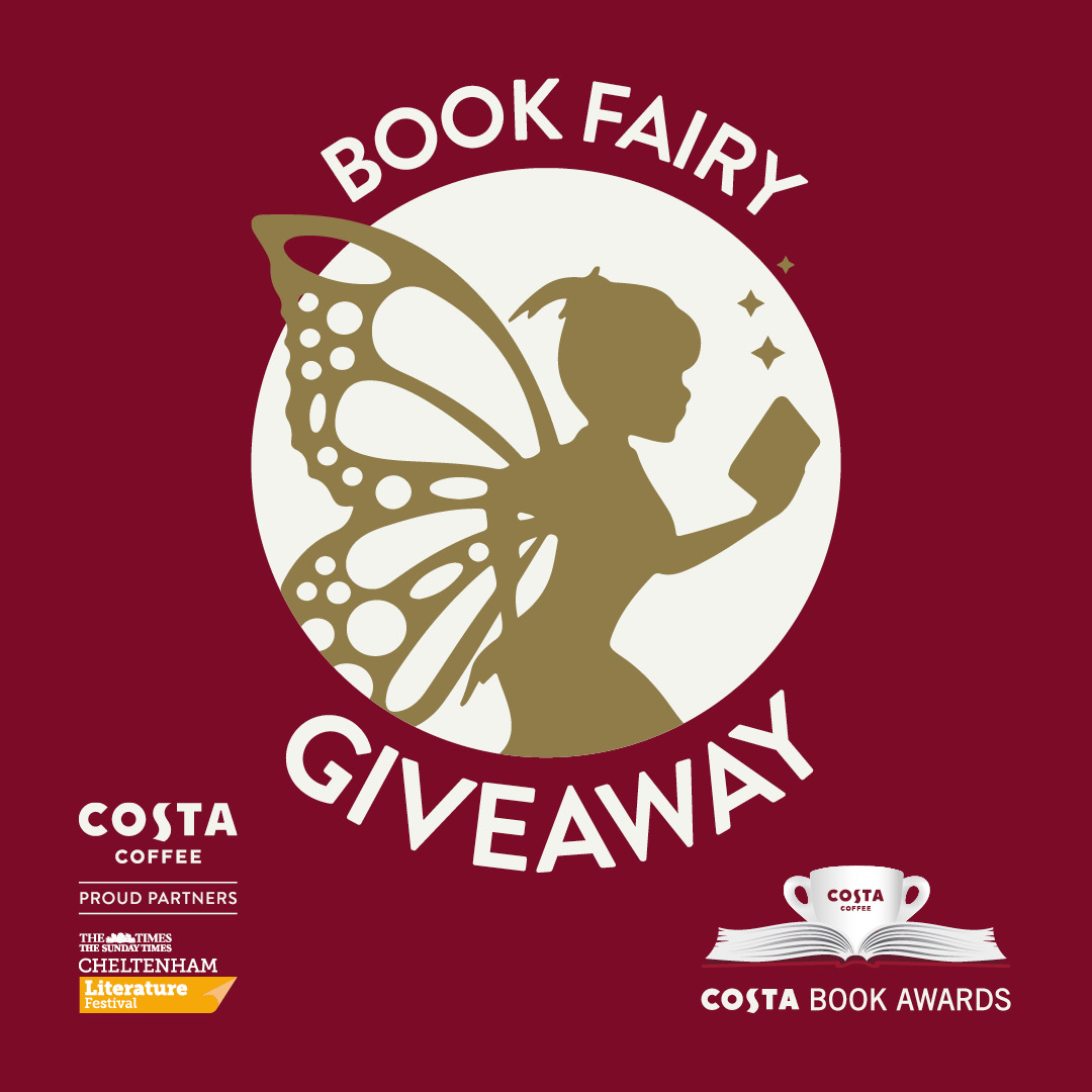 Are you heading to Montpellier Gardens this week? The Book Fairy will be around ...