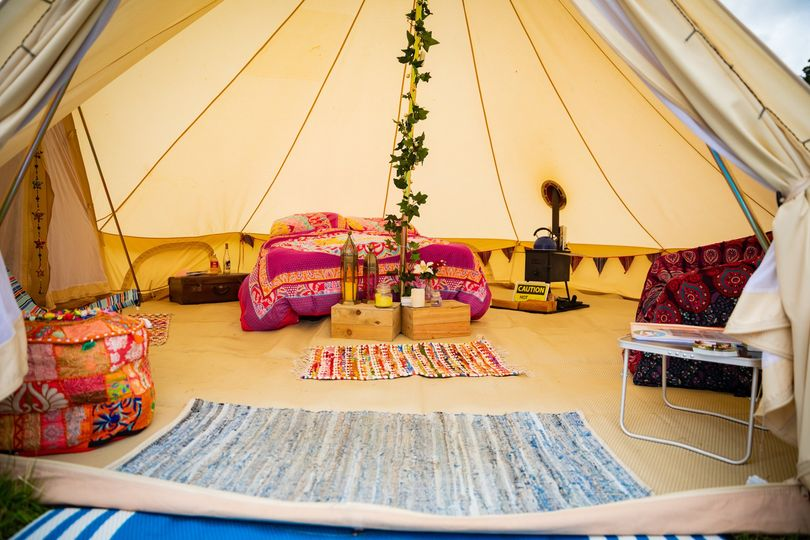 Tempted by an extra level of comfort at Deer Shed in 2022? A range of different ...
