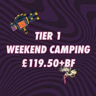 Tier 1 Tickets are available NOW for the humble price of £119.50+BF get them whi...