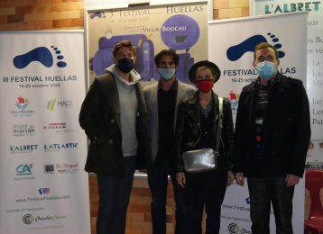 Palmarès III Festival Huellas 2020