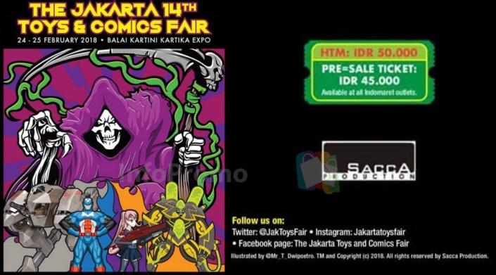 Toys Expo Fair Informasi Pameran Event Dan Bazaar