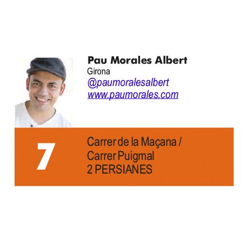 Pau Morales Albert