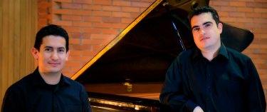 6. Dúo Rachmaninoff, Colombia - Ganadores del concurso Piano a cuatro manos