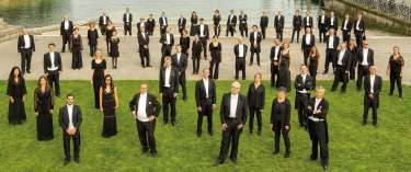 26. Filarmónica de Konstanz - Alemania. Director: Ari Rasilainen, Finlandia. Solista: Stephen Hough, piano, Reino Unido