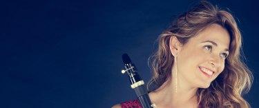 25. Laura Ruiz Ferreres, clarinete, España - Philipp Comploi, violonchelo, Austria - Zoe Zeniodi, piano, Grecia