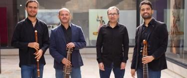 28. Ensamble Spicata - Colombia. Ganadores de la Convocatoria del V Festival Internacional de Música Clásica de Bogotá