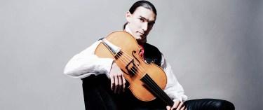 20. Sergey Malov, violoncello da spalla - Rusia
