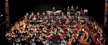 14. Orquesta Sinfónica Nacional. Director: Jürgen Wolf - Alemania. Solistas: Rafael Aponte, flauta - Colombia y Tamas Balla, oboe - Hungría