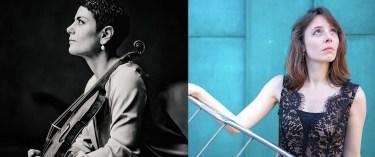 13. Leila Schayegh, violín - Suiza y Maude Gratton, clavecín - Francia