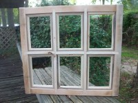 8x10 Handcrafted Window Pane Picture Frame - 6 | Bill ...