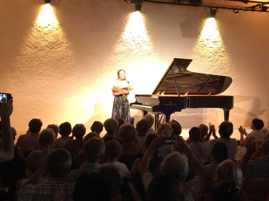 Concours Chopin de Varsovie sur instruments d'époque
