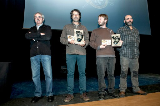 Sergi Cámara i Guillem Ramisa, els guanyadors de la primera edició.