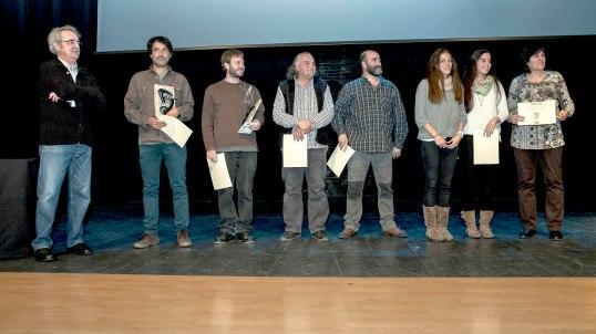 Els finalistes.
