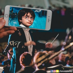Harry potter chef orchestre
