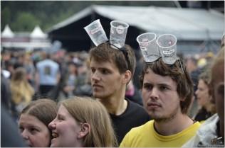 Graspop 2016 (GMM) festivalgangers