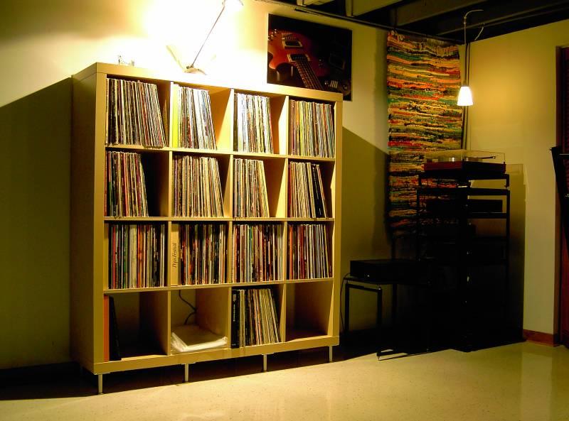 IKEA slutar tillverka Expedithyllan  vinylsamlare gr
