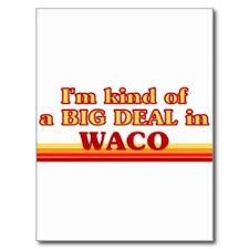 Waco Texas festivals and events