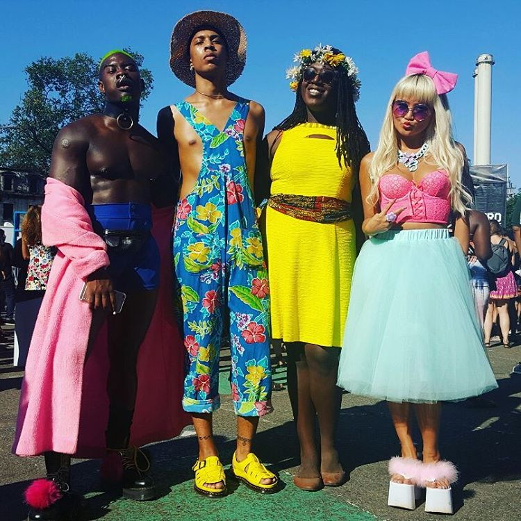 Image result for fashion nonconformity pictures