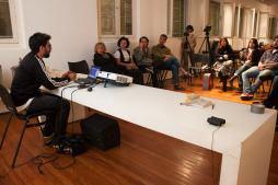 FESTIM 2015 _ Festival de Teatro em Miniatura _ Café Debate + Lançamento Revista Anima _ foto Hugo Honorato