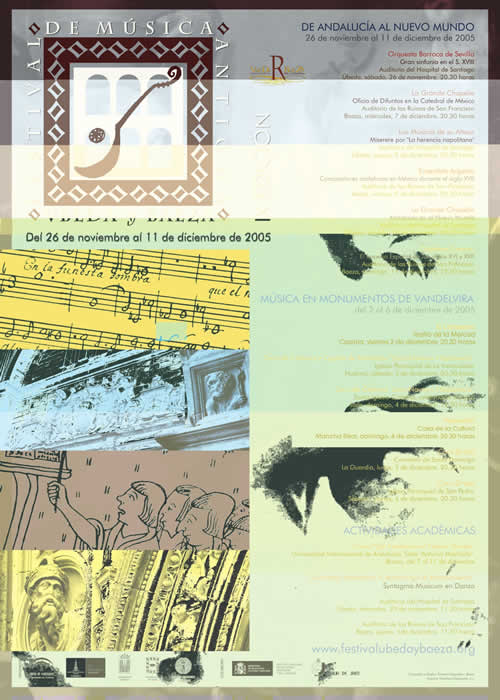 Poster IX FeMAUB 2005