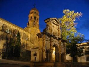 Baeza. Catedral