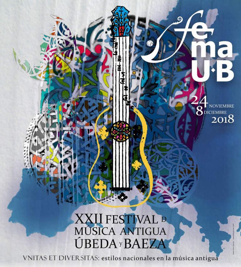 XXII Festival de música antigua Baeza 2018