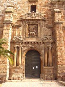 Mancha Real. Iglesia de San Juan Evangelista