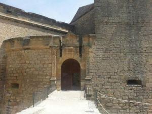 Sabiote. Castillo, Torre