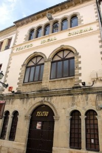 Ubeda. Teatro Ideal Cinema