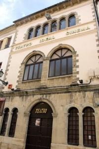 Ubeda. Teatro Ideal Cinema