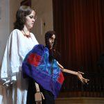 Yolotli. Coro de Mujeres de los Pueblos Indígenas de México. Leticia Armijo, directora. Virginia Sánchez, coordinadora (Úbeda, 03/12/2017)