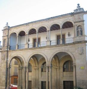 Úbeda: Antiguas Casas Consistoriales